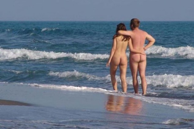 playas nudistas turismo