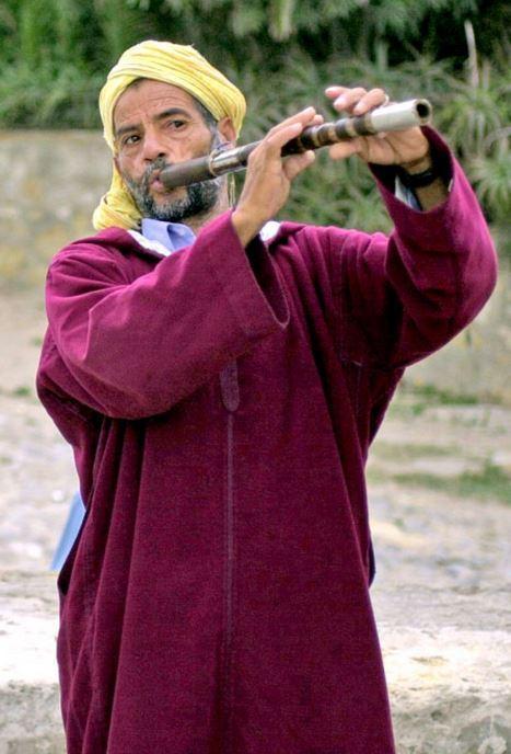 Ortodoxa musulmanes marruecos tanger viaje