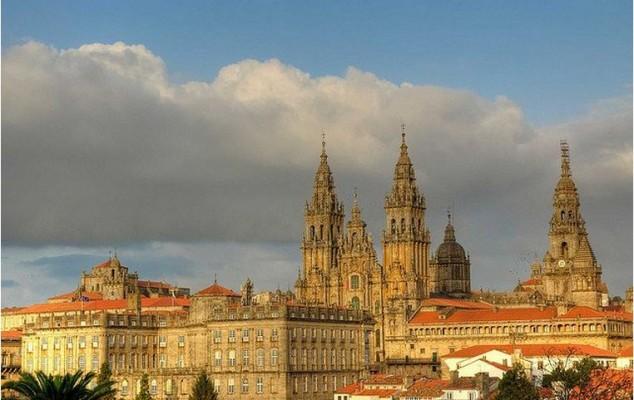 capital de Galicia Santiago de Compostela