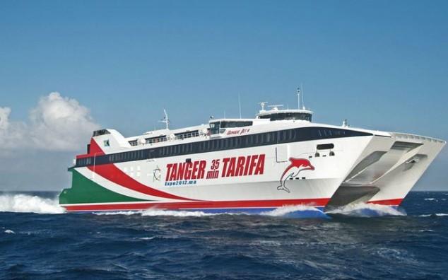 ferry tarifa tanger marruecos