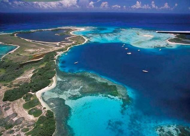mejores playas del caribe los roques