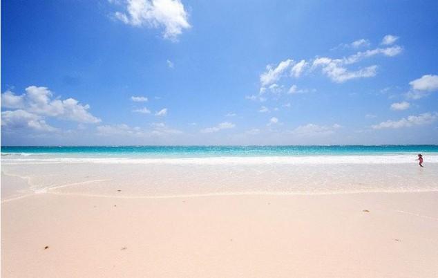 mejores playas del caribe perfectas playas de arena rosada