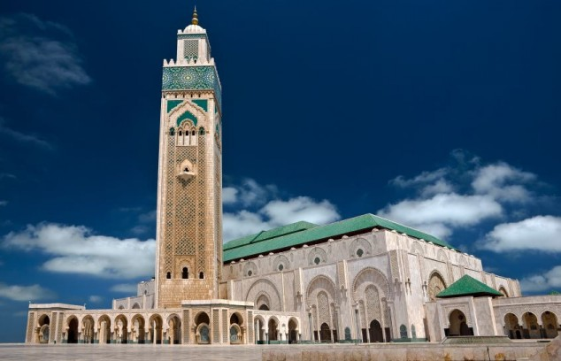 mesquita tanger marruecos