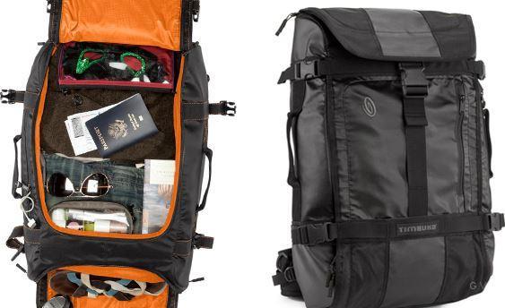 mochila de viaje perfecta