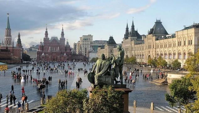 Moscú – no es la ciudad más cara de Europa para los turistas