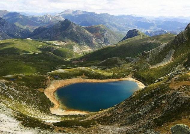 picos de europa norte de españa