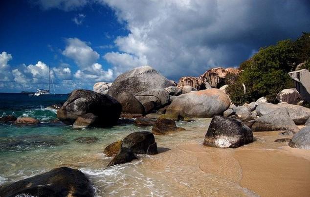 playa los baños caribe