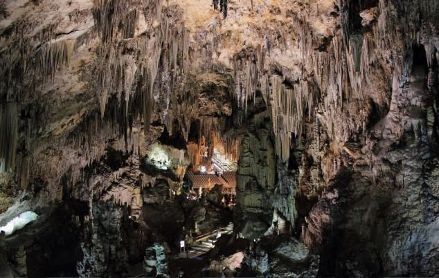 viaje cuevas de nerja