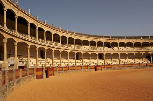 visitar plaza de toros ronda