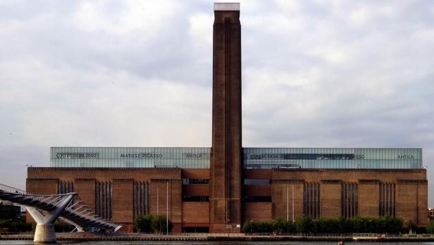 Museo Nacional de Arte Moderno y contemporáneo de Londres