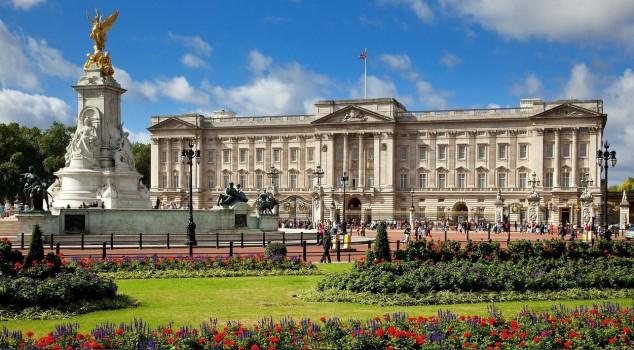 Palacio de Buckingham lugar turistico en londres