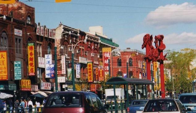 china town toronto canada