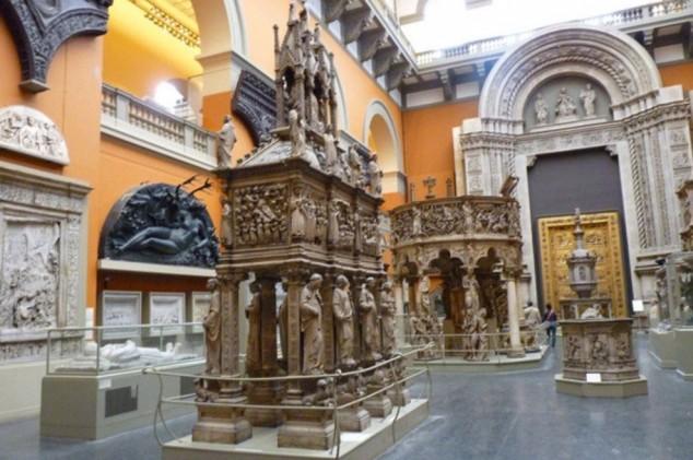 más grande museo dedicado al arte y al diseño