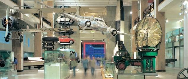 sciense museum museo más visitado en Europa