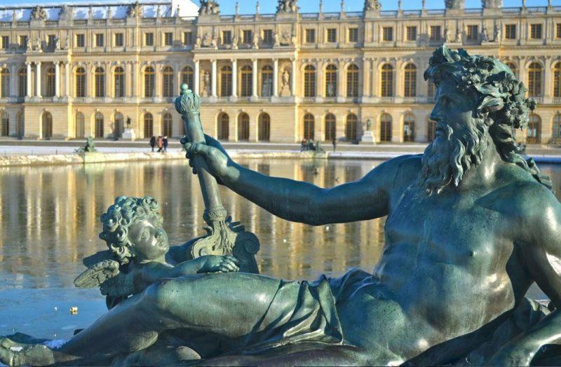 vacaciones paris palacio de versalles