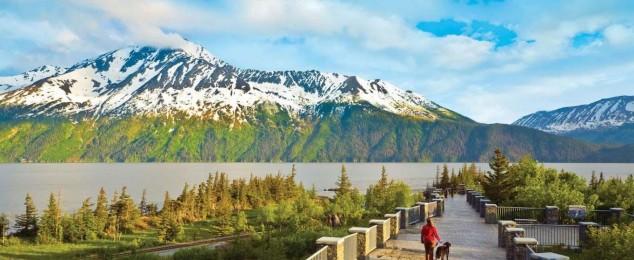 vacaciones verano alaska