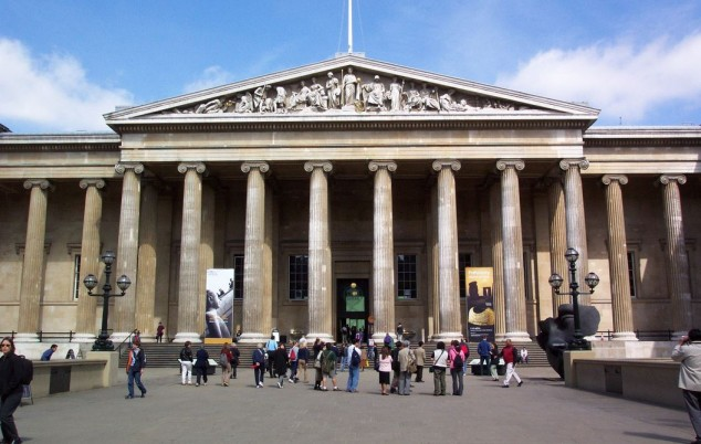 visitar british museum en londres
