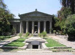 visitar en santiago de chile cementerio general