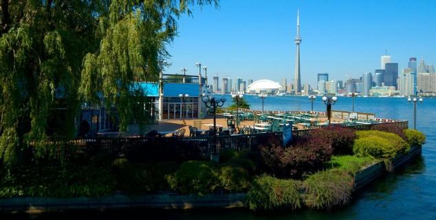 visitar las islas de Toronto