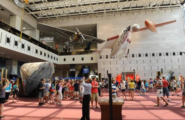 Museo Nacional del Aire y del Espacio