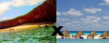 cancun riviera nayarit playa mexico