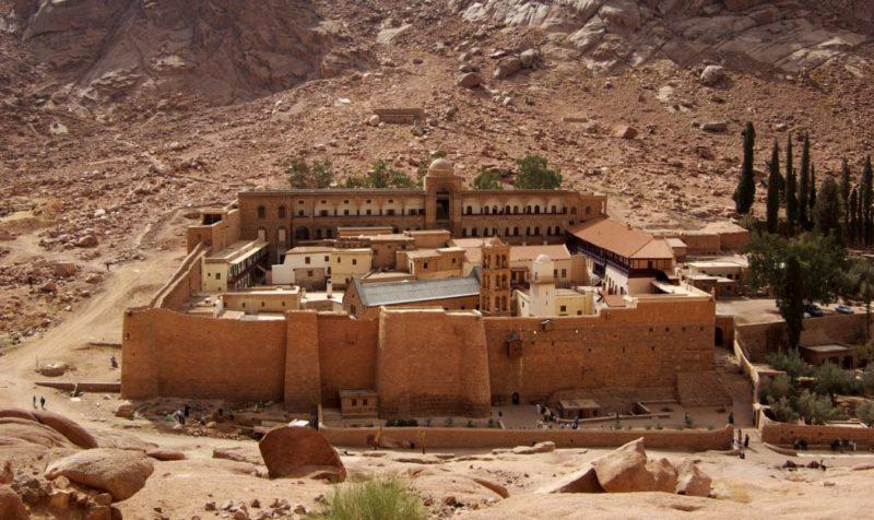 convento santa catalina egipto