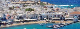 isla mikonos grecia