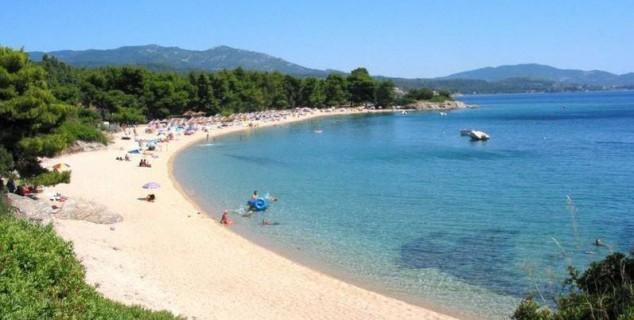 playas Neos Marmaras en Grecia