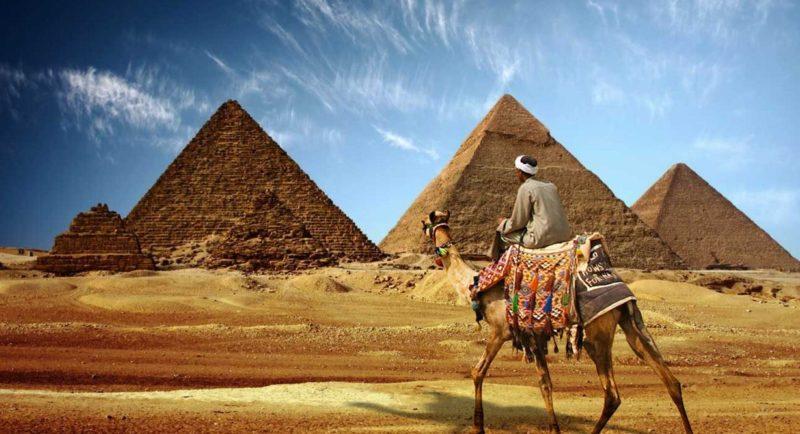 que ver egipto