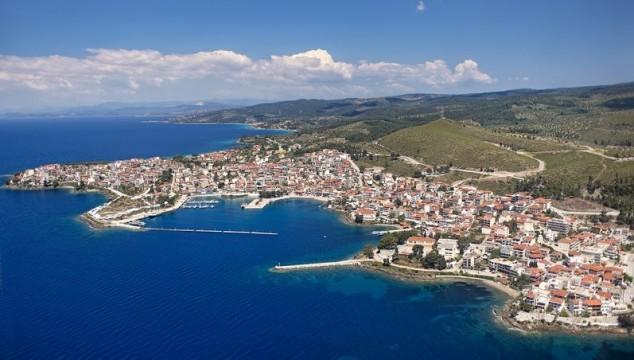 visitar Neos Marmaras en Grecia