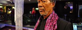 Morgan Freeman Museo de Cera Madame Tussauds Londres
