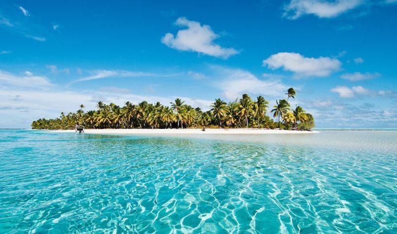 Tapuaetai una de las mejores playas de australia