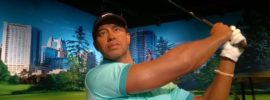 Tiger Woods Museo de Cera Madame Tussauds Londres
