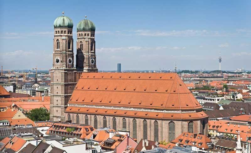 Visitar Múnich Frauenkirche