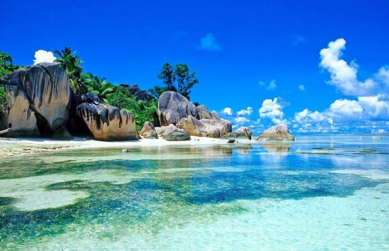 mejores playas Anse Source DAgent Seychelles