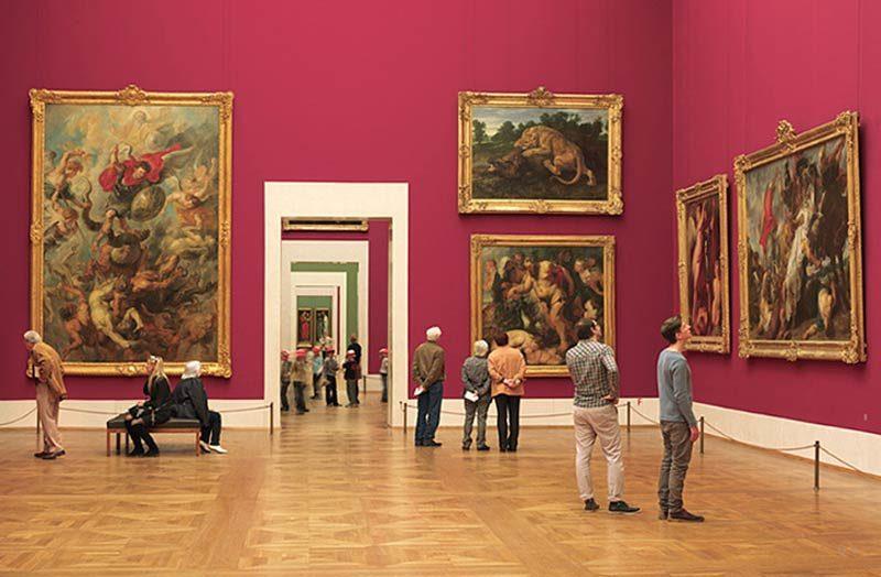 museos pinacoteca lugares turisticos munich