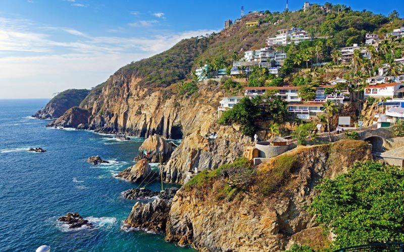 atracciones mexico visitar acapulco