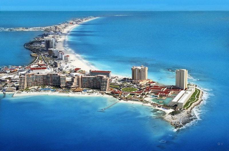 cancun playas mexico