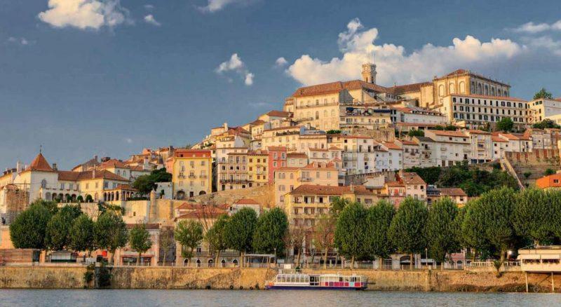 coimbra lindo y acogedor pueblo de portugal
