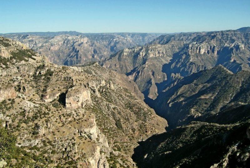 copper canyon lugares para visitar mexico