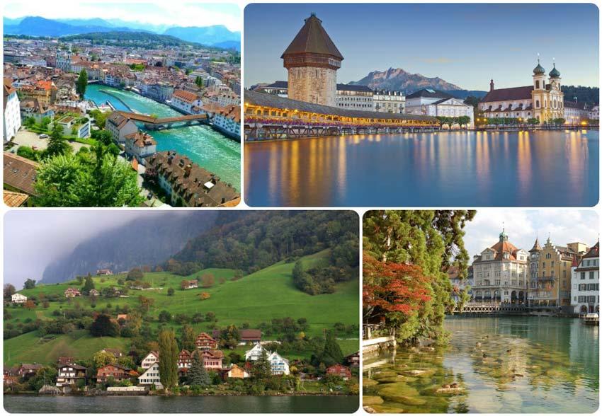 lucerna ciudades visitar suiza