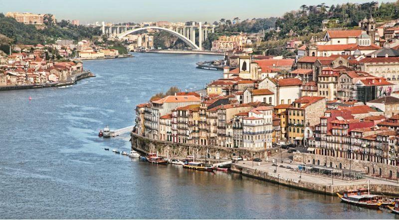 lugares para visitar en porto portugal
