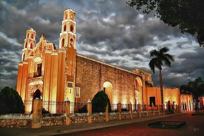 merida atracciones turisticas mexico
