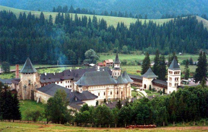 monasterios pintados rumania