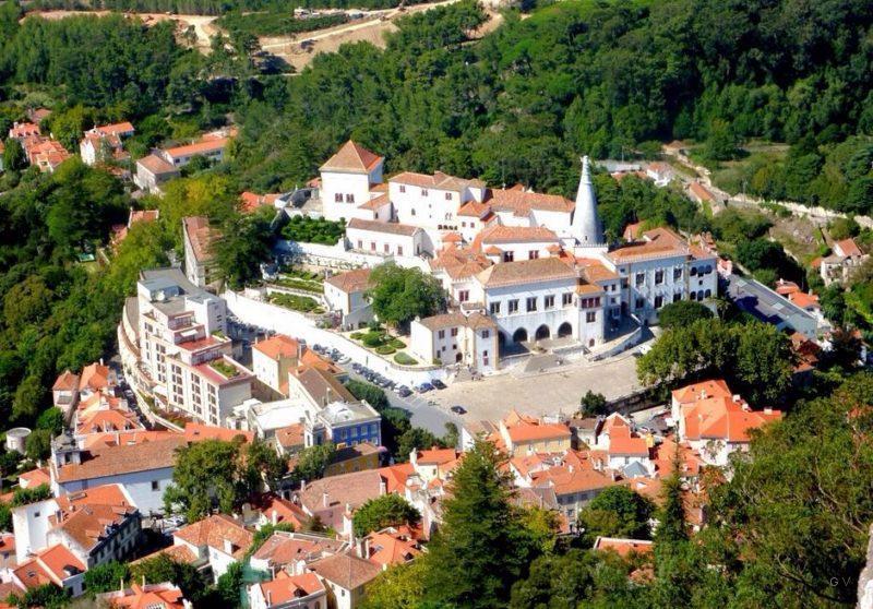 sintra atracciones turisticas portugal