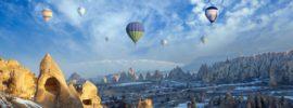 Que ver en Turquía, Lugares que visitar en Turquía