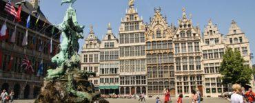 visitar amberes belgica