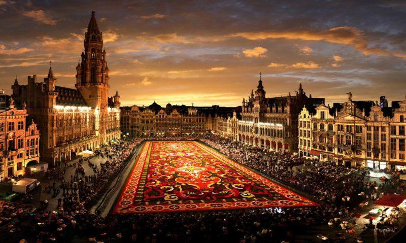 visitar bruselas belgica