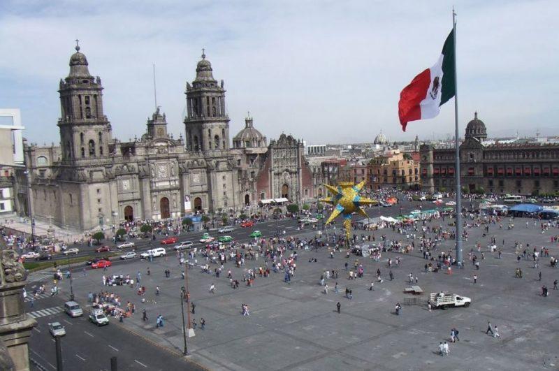 visitar ciudad de mexico distrito federal mexicano