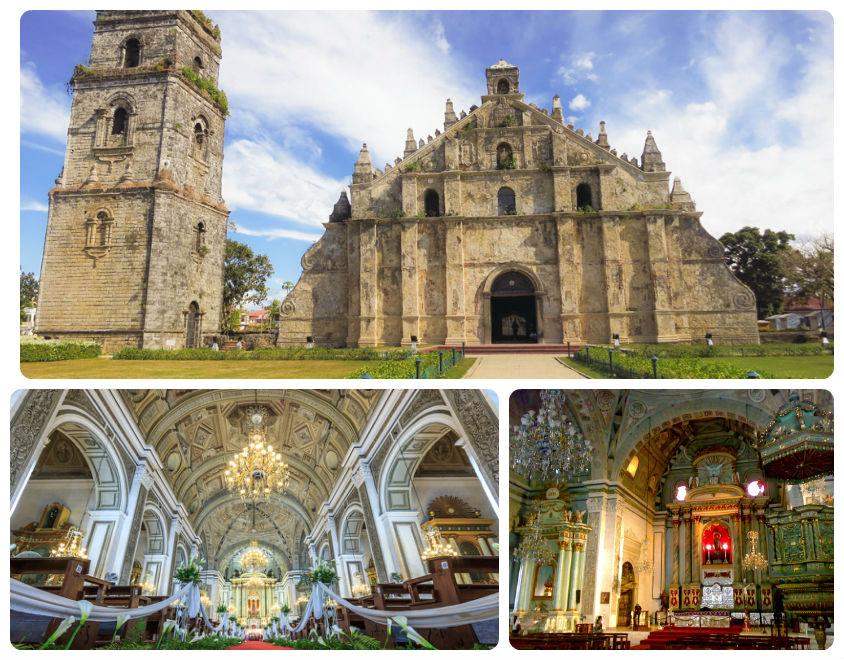 visitar iglesia san agustín manila filipines